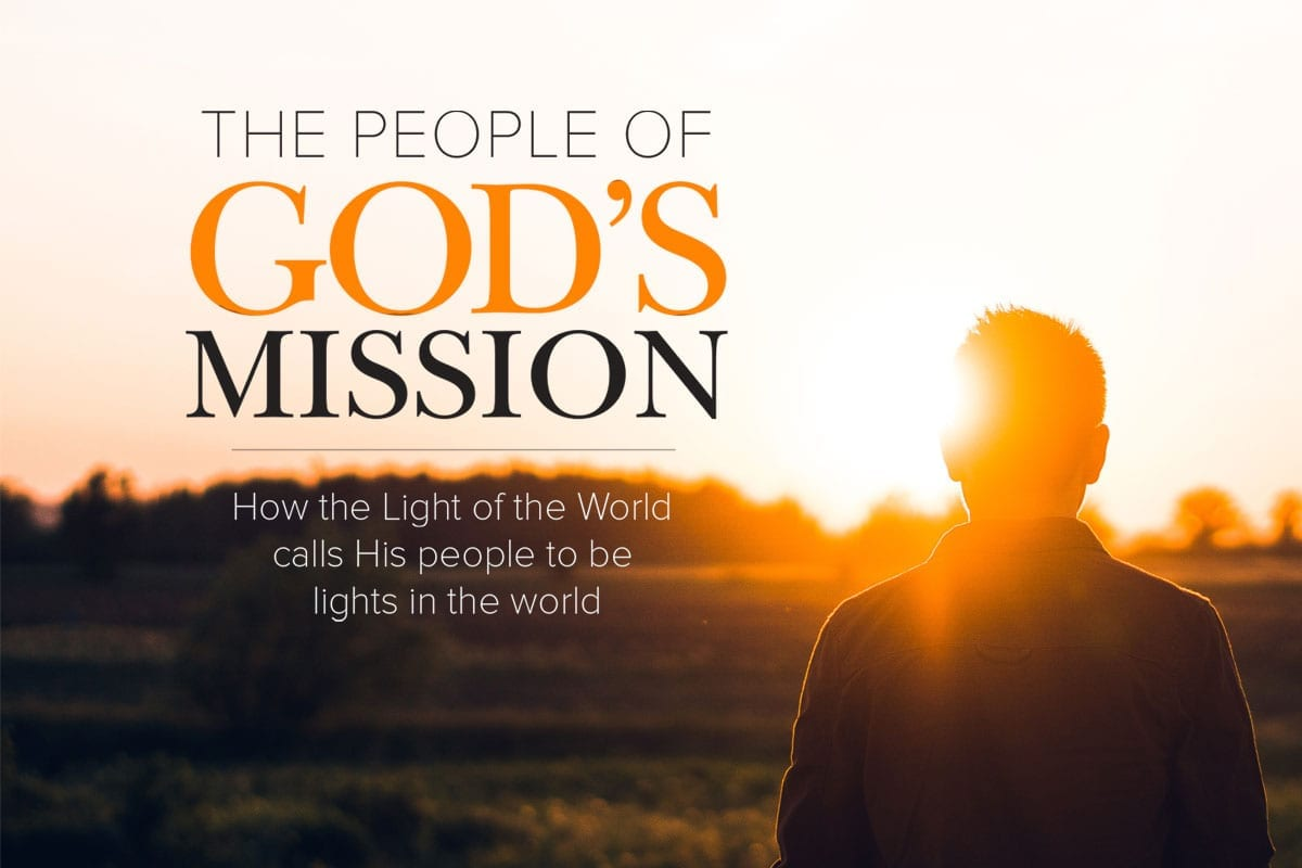 god's mission sermon series