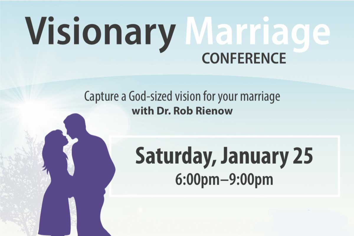 Visionary Marriage Conference