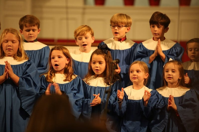 Children's Choirs Christmas
