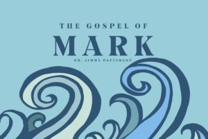 The book of Mark Sermon Series