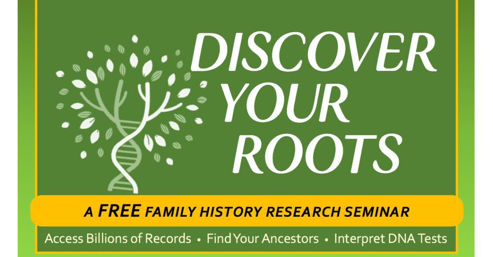 Discover Your Roots Georgia