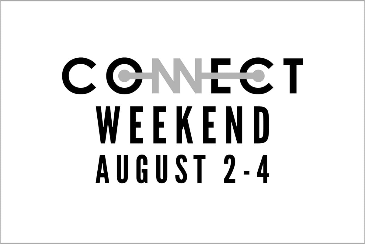 connect weekend